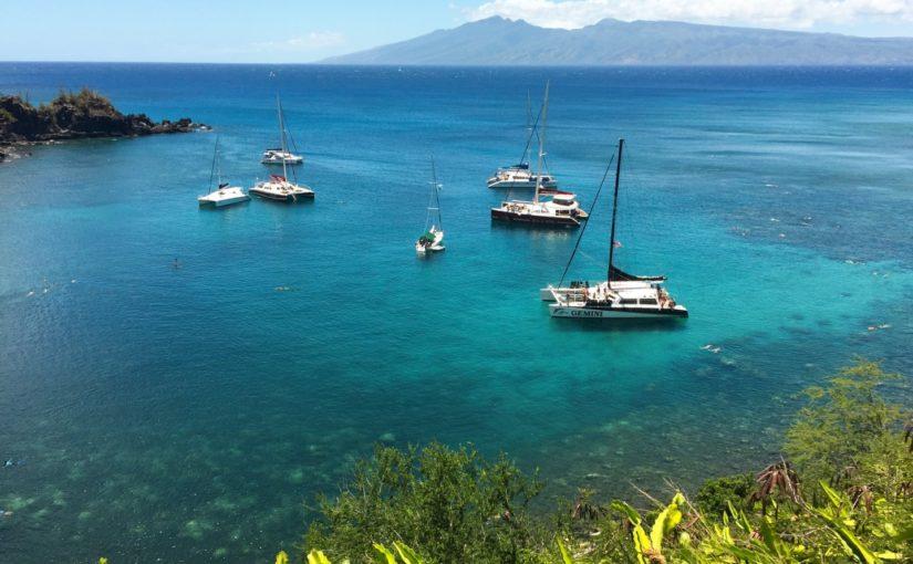 ハワイ-マウイ島-ハナ-ビーチ-ホノルア